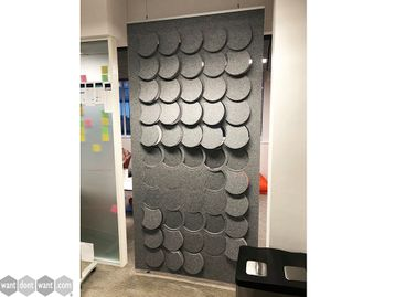 Used Hanging Acoustic Screens