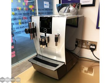 Used Impressa XJ9 professional GII Coffee Machines