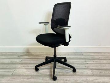 Used Orangebox Do Operator Chairs with Cream Backs