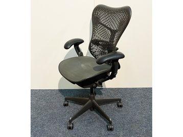 Used Herman Miller Mirra Chairs in Graphite