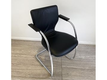 Used Orangebox X10-CA Cantilever Meeting Chairs