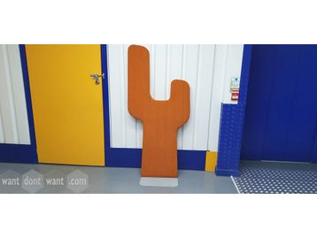 Used 'BuzziCactus' Room Dividers from Buzzi Space