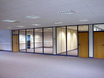 Office partitions - Office furniture