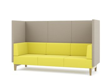 Brand New 3-Seat sofa booth for your collaborative environment