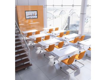 Brand new modern reconfigurable flip top tables