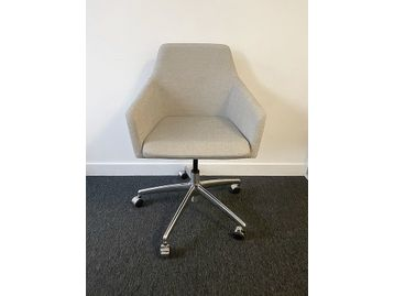 <b>Just Reduced - Be Quick!</b>  Used Boss 'Toto' meeting room swivel chairs