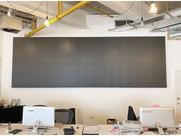 Used 5200mm Wide Wall Mounted Video Display Screen