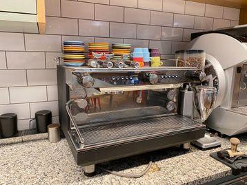 Used ECM Compact HX-2 Espresso Coffee Machine