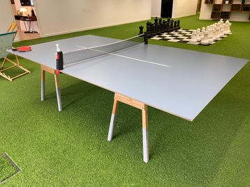 Used Table Tennis Table