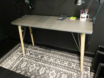 Used Console Side Table