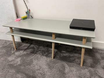Used Grey Coffee Table