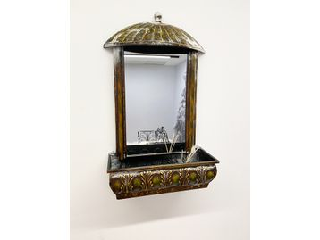 Used Ornamental Mirror