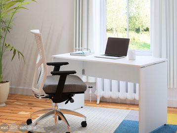 Brand New Folding Desk - Great for Home Working