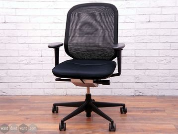 Used Vitra Medapal Mesh Back Task Chair