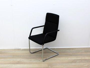 Used Brunner Black Meeting Chair