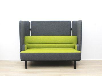 Used Alemuir High Back Meeting Sofa