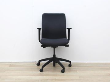Used Vector Operator Chair In Grey