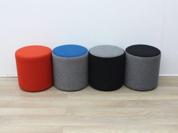 Used Breakdown Stools With Soft Seat
