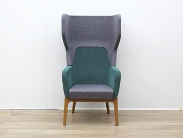 Used High Back Reception Chair