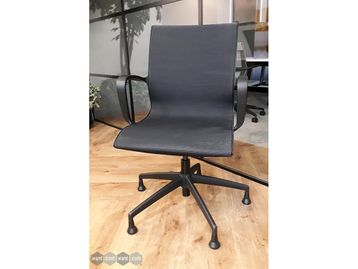 Used Boss Design Kara chair on glides