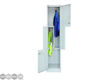 Brand New Steel 'Z' Door Lockers