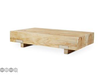 Brand New Stunning Solid Pine Wood Coffee Table