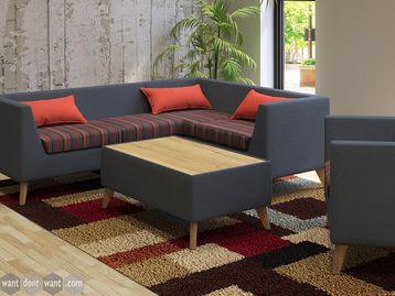 Brand New Customisable Corner Sofa