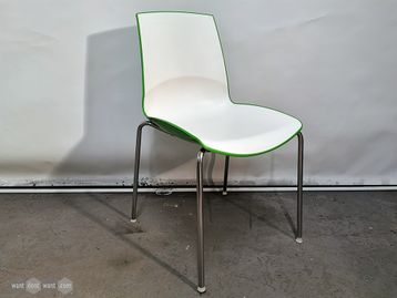 Used Stacking Canteen Chairs
