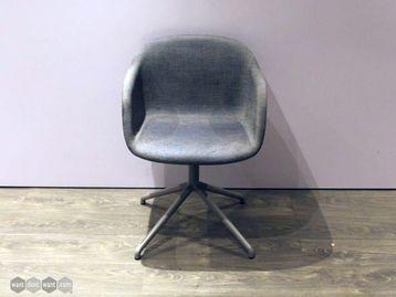 Used Muuto Grey Meeting Chairs
